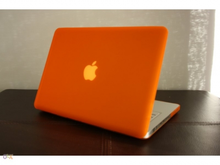 Capa Para Macbook Pro 15.4 - Laranja