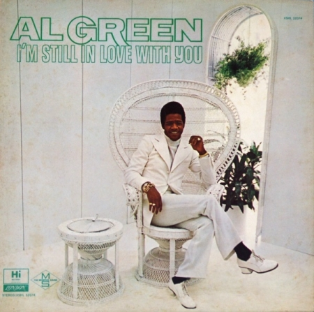 Al Green ‎– I'm Still In Love With You