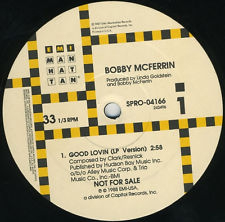 Bobby McFerrin - Good Lovin