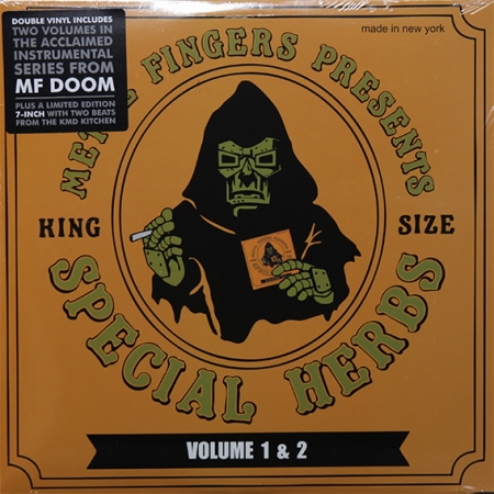 Metal Fingers ‎– Special Herbs Volume 1 & 2