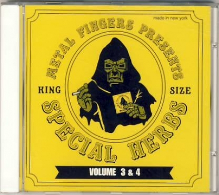 Metal Fingers ‎– Special Herbs Vol. 3 & 4