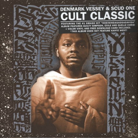 Denmark Vessey & Scud One ‎– Cult Classic
