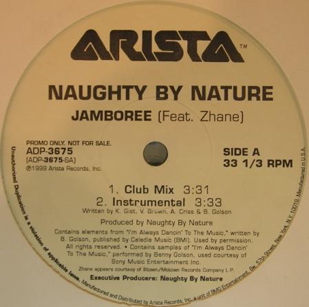 Naughty By Nature Feat. Zhane – Jamboree