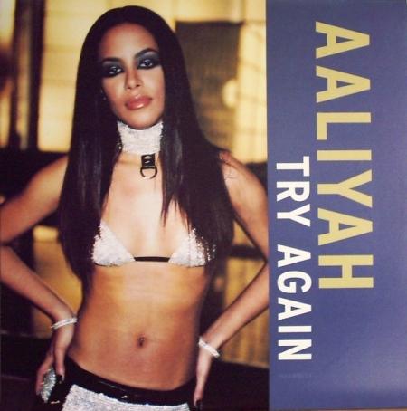 Aaliyah – Try Again