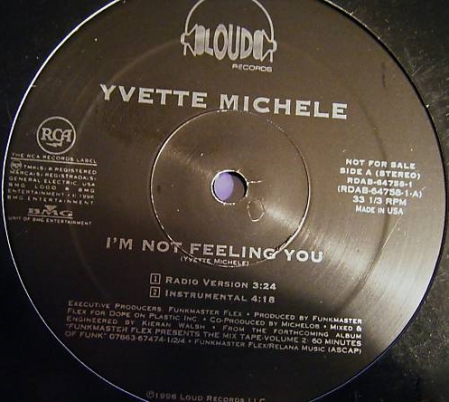 Yvette Michelle ?– Im Not Feeling You