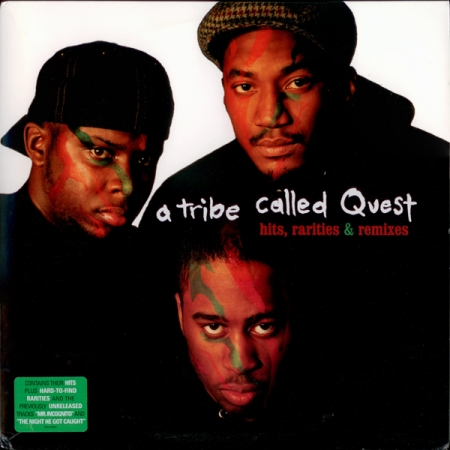 A Tribe Called Quest ‎– Hits, Rarities & Remixes