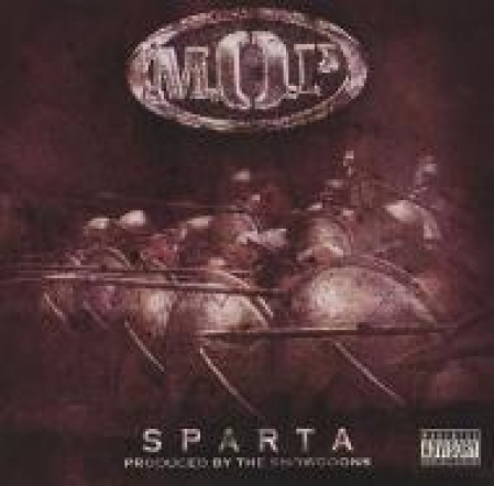 M.O.P. X The Snowgoons ‎– Sparta