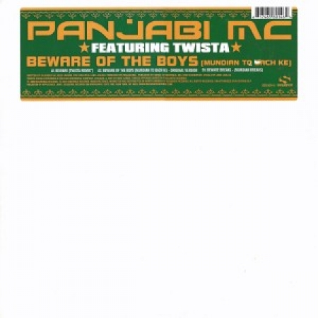 Panjabi MC ‎– Beware Of The Boys (Feat. Twista)
