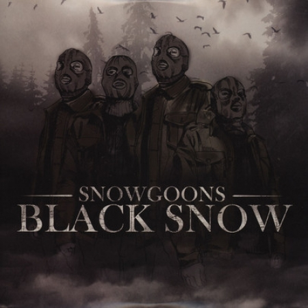 Snowgoons ‎– Black Snow
