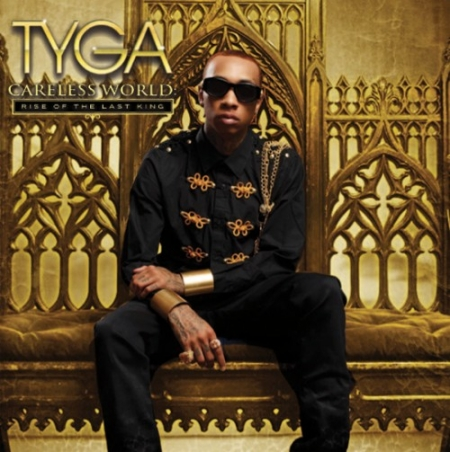 Tyga ‎– Careless World: Rise Of The Last King