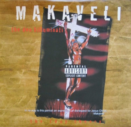 Makaveli ‎– The Don Killuminati (The 7 Day Theory)