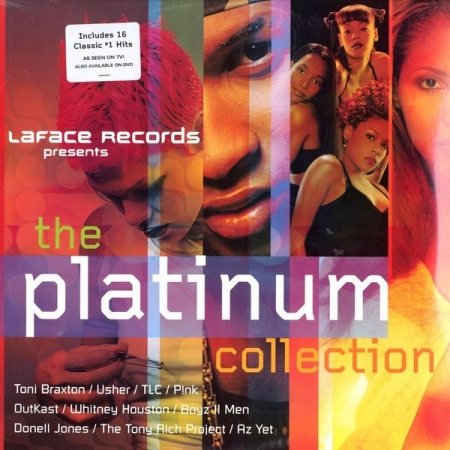 LaFace Records Presents: The Platinum Collection