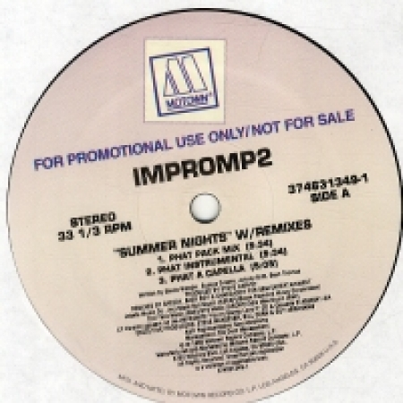 Impromp2 - Summer Nights (Remixes)