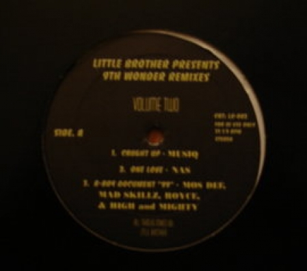 Little Brother Presents 9th Wonder - Remixes Vol. 2