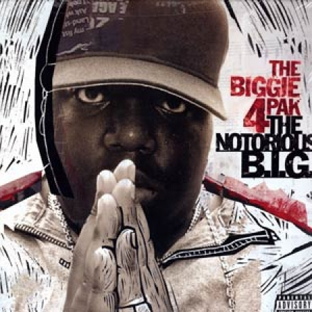 The Notorious B.I.G. ‎– The Biggie 4 Pak