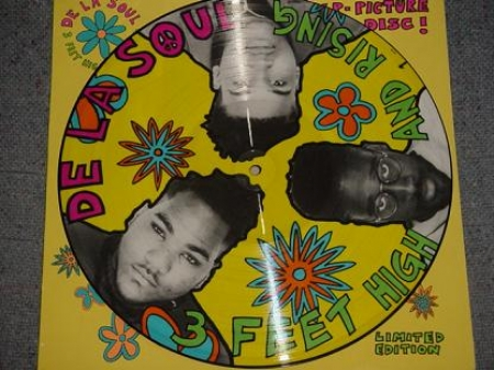 De La Soul ‎– 3 Feet High And Rising