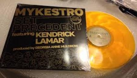 Mykestro ft Kendrick Lamar - Set Precedent