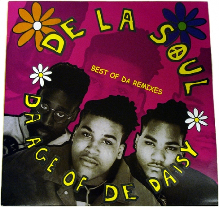 De La Soul - Da Age Of The Daisy : Best Of Da Remixes