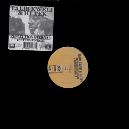 Talib Kweli & Hi-Tek (Reflection Eternal) ‎– Train Of Thought (Instrumentals)