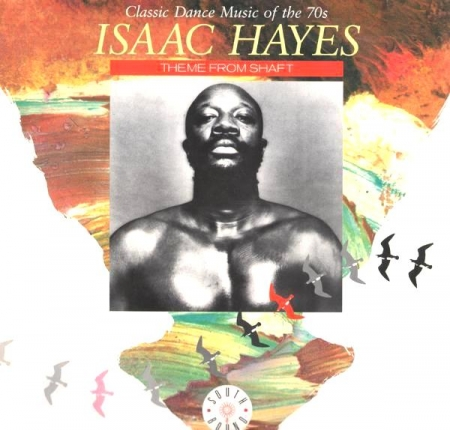 Isaac Hayes ‎– Theme From Shaft