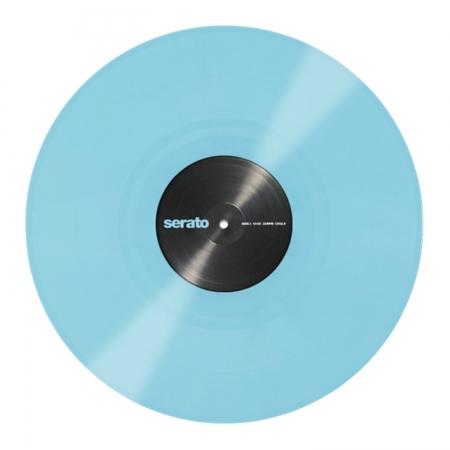 Timecode Serato 10 Control Vinyl AZUL BB (O Par)