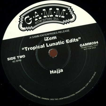 Izem - Tropical Lunatics Edits