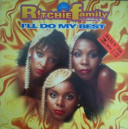 Ritchie Family - I'll Do My Best (Remixes)