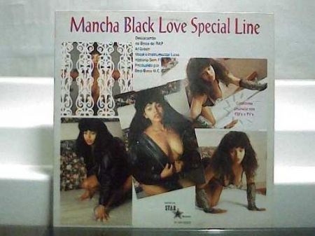 Mancha Black Love Special Line