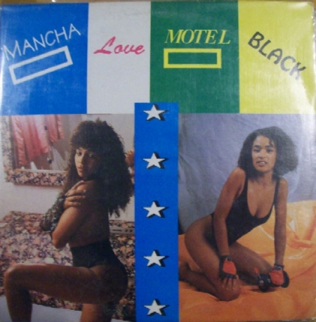 Mancha Love Motel Black