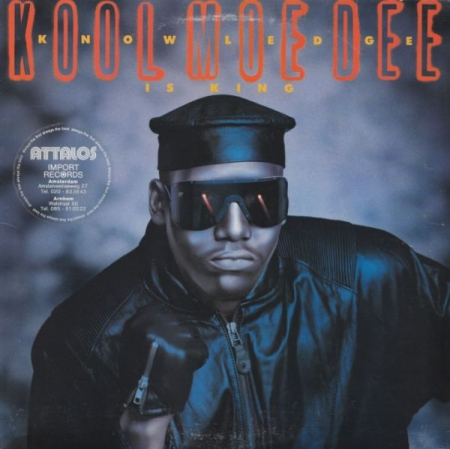 Kool Moe Dee - Knowledge Is King