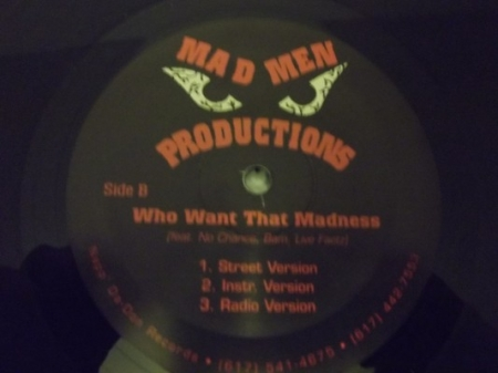 Mad Man Productions - You Ain't A Friend Of Me