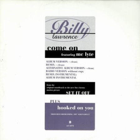 Billy Lawrence ‎– Come On
