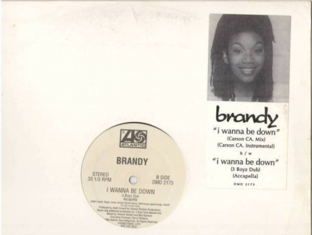 Brandy – I Wanna Be Down