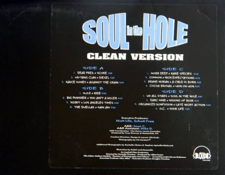 Soul In The Hole Original Motion