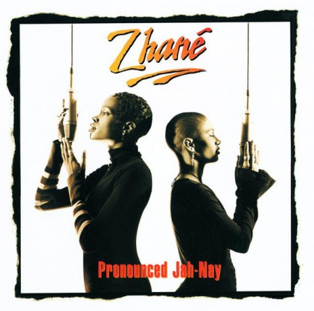 Zhané - Pronounced Jah-Nay