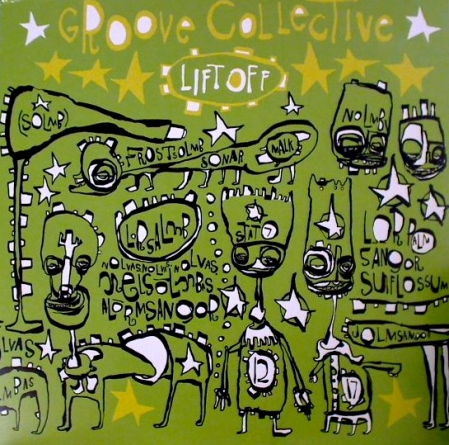 Groove Collective ‎– Lift Off