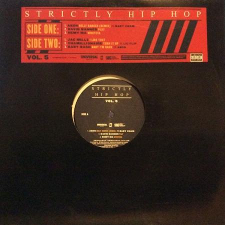Strictly Hip Hop (Vol. 5)
