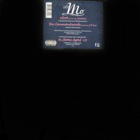 Lil' Mo featuring Fabolous / featuring Lil' Kim – 4Ever / Ten Commandments