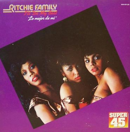 Ritchie Family* - I'll Do My Best (For You Baby)