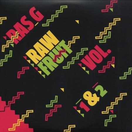 Ras G - Raw Fruit Vol. 1-2 (LACRADO)