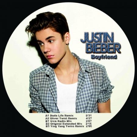 Justin Bieber - Boyfriend (Picture)