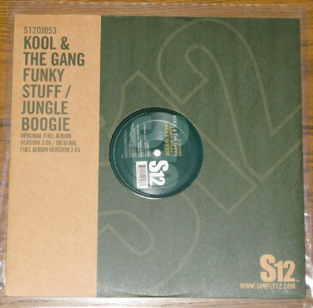 Kool & The Gang ‎– Funky Stuff / Jungle Boogie