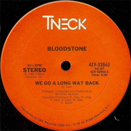 Bloodstone ‎– Nite Time Fun