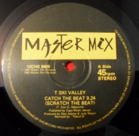 T Ski Valley - Catch The Beat (Scratch The Beat)