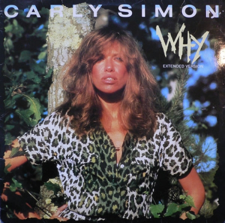 Carly Simon ‎– Why (Extended Version)