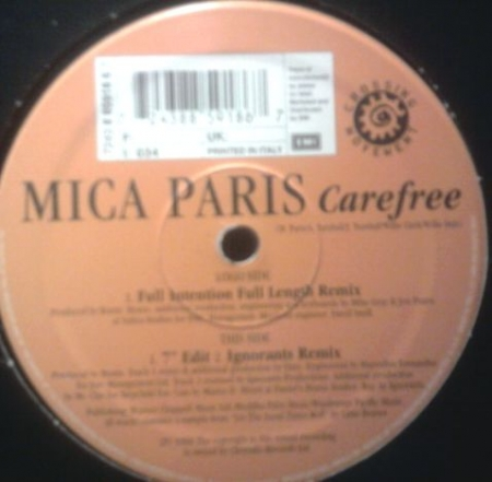 Mica Paris - Carefree