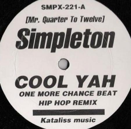Simpleton - Cool Yah