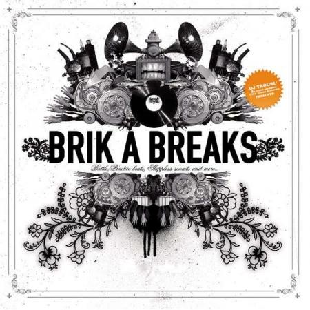 Dj Troubl' – Brik A Breaks