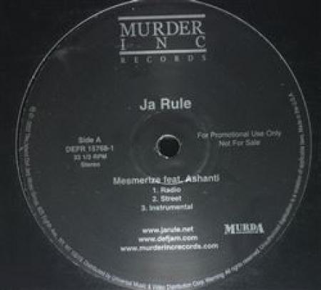 Ja Rule – Mesmerize / Pop N****s