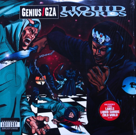 Genius/GZA - Liquid Swords LACRADO